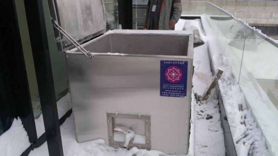 Снегоплавилка своими руками 55